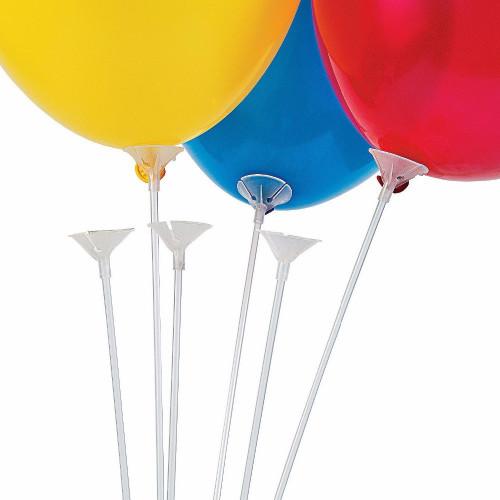 Plastový držák na balonek
