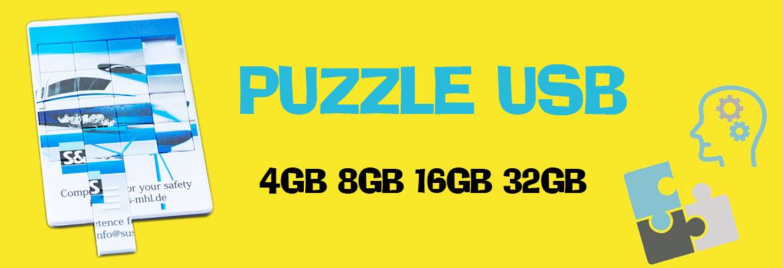 Puzzle USB