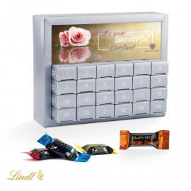 Exquisit Adventní kalendář Lindt
