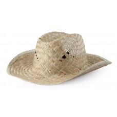 """""""Bull"""" slaměný klobouk"""