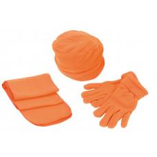 """""""Glen"""" souprava - čepice, šála, rukavice, 180 g"""