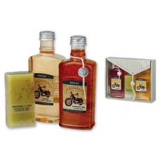 GENTLE BOX sada pro muže-sprchový gel,šampon, mýdlo