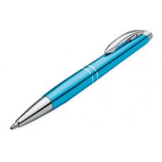 MARIETA METALIC kovové kuličkové pero, modrá náplň, SANTINI