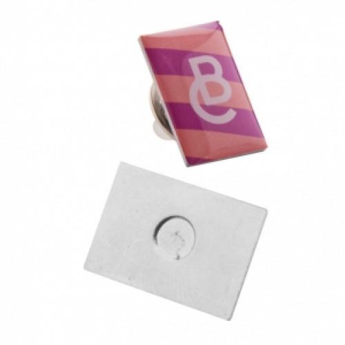 Odznak hranatý 18x12 mm