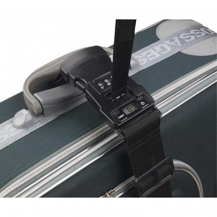 Popruhy na zavazadla