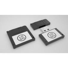 Zakázkové USB - disketa