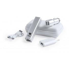 Tilmix sada USB nabíječky a power banky