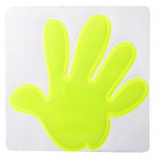 """""""Astana"""" reflexní nálepka - ruka"""