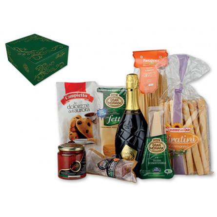 Dárkové sady, potraviny, nápoje